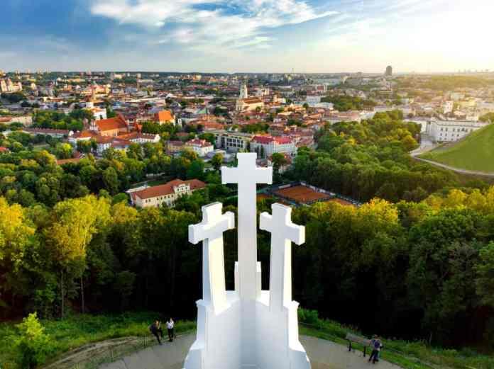 Üç Haç Tepesi Vilnius