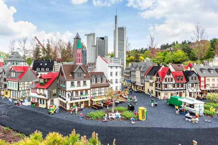 Günzburg, Almanya Legoland