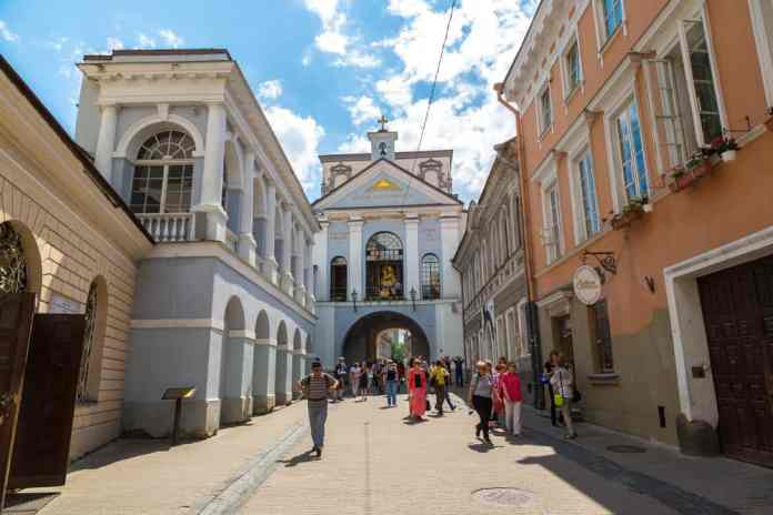 Şafak Kapısı – Gates of Dawn Vilnius