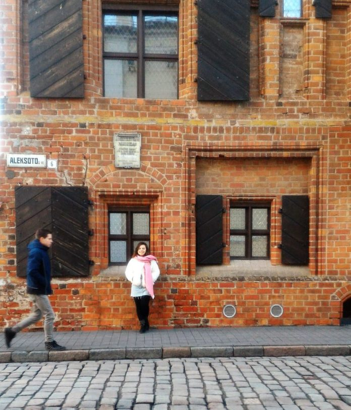 Perkunas Evi, Kaunas Litvanya