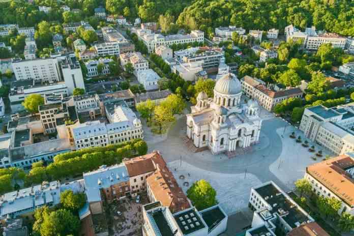 Kaunas, Litvanya