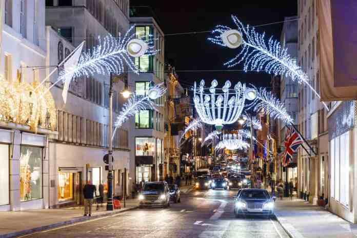 Bond Caddesi, Londra, İngiltere