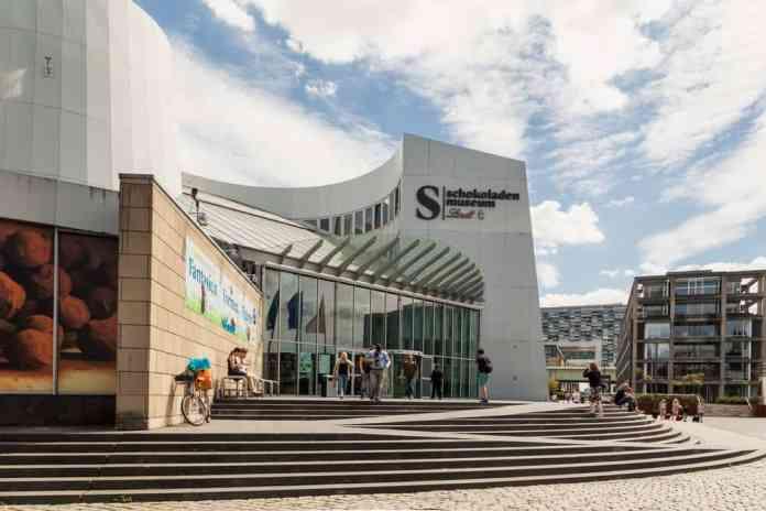 Imhoff-Schokoladen Müzesi Köln, Almanya