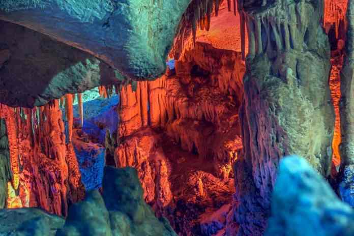 Keloğlan Mağarası, Denizli