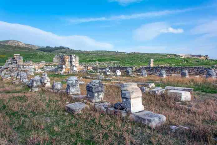Hierapolis Antik Kenti Katedrali, Denizli