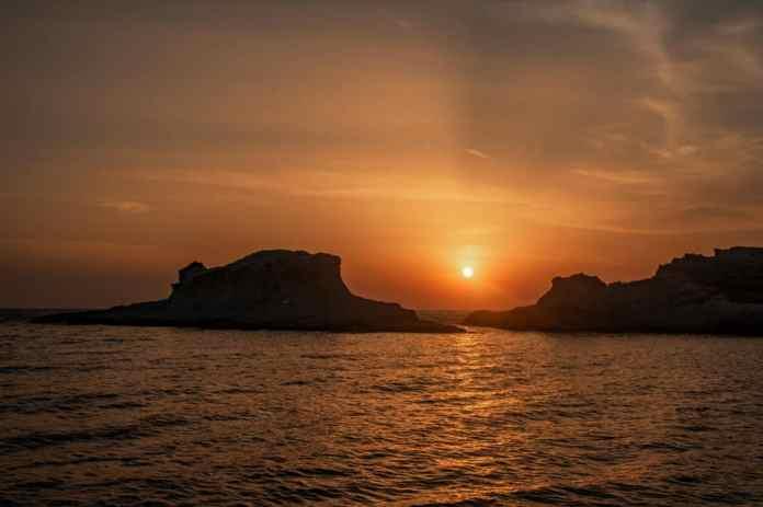 Siren Kayalıkları, Foça