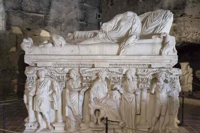 Roma Hamamı-Hierapolis Arkeoloji Müzesi, Denizli