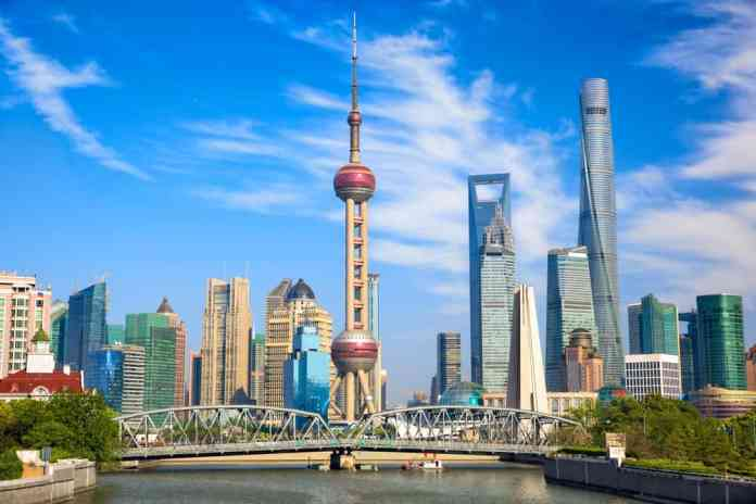 Şanghay, Çin