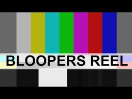 picture showing the word BLOOPERS
