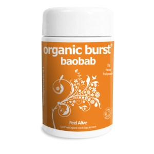 Image of Organic Burst Baobab powder