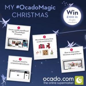 #OcadoMagic Christmas