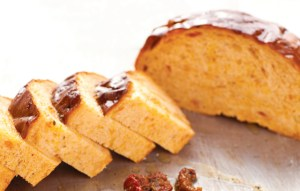 Image of Shaun Rankin's Sun Dried Tomato Bread at Ocado