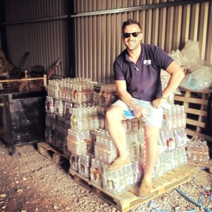 Image of Tom from Annings Cider