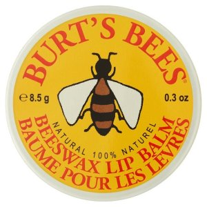 Image of Burt's Bees lip balm