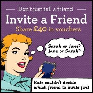 Image of Invite a Friend ad