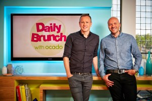 Image of the Daily Brunch hosts