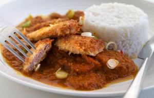 Image of Pork Katsu Curry