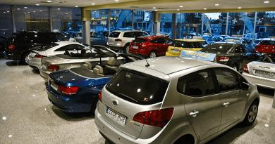 Las ventas de coches de segunda mano y ocasión crecen por el gran stock