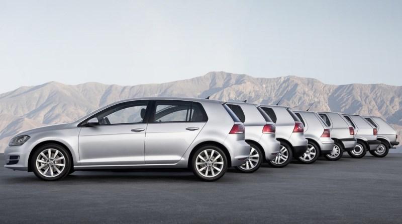 El Volkswagen golf está entre los coches de ocasión más buscados