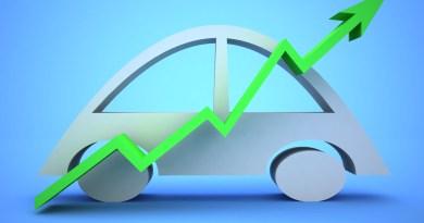 Las ventas de vehículos crecieron en 2014