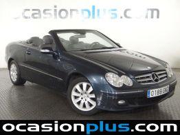 Mercedes-Benz CLK de ocasión