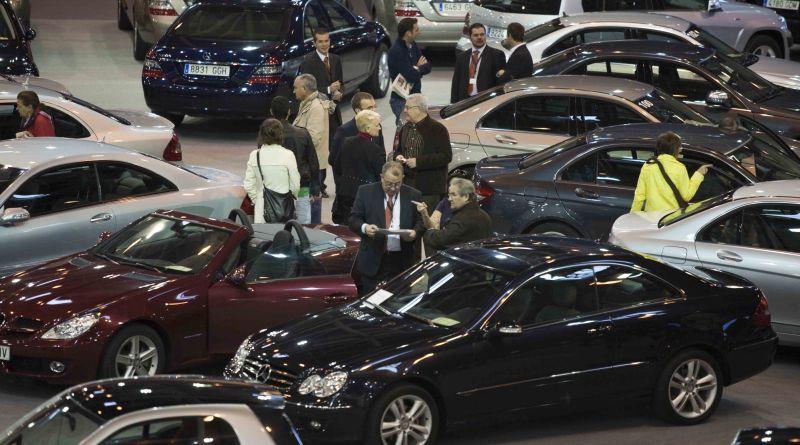 Se venden dos coches usados por cada uno nuevo y siguen subiendo las matriculaciones