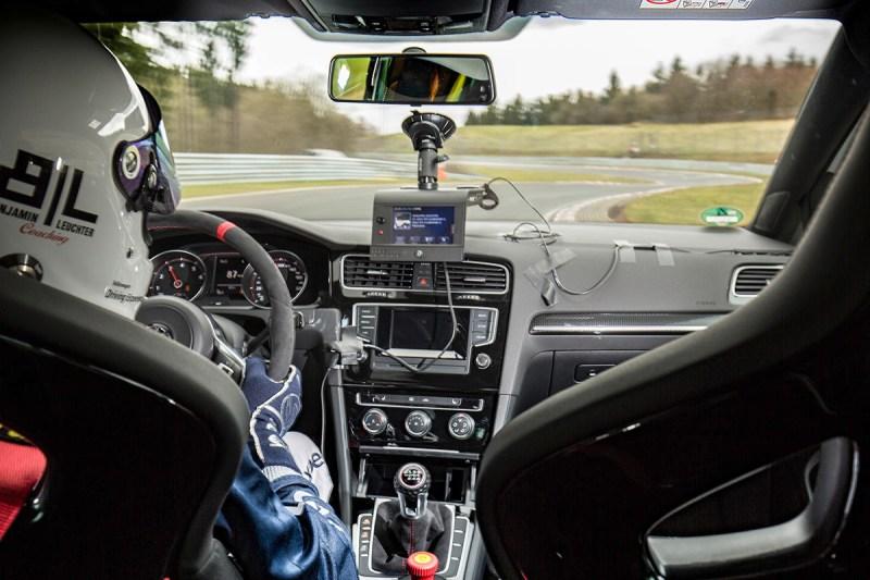Volkswagen Golf GTi Nürburgring