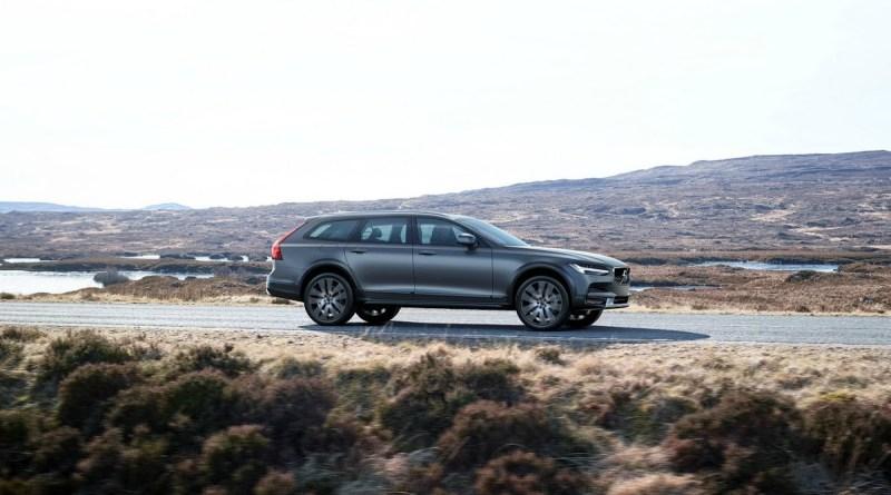 Volvo V90 crossover
