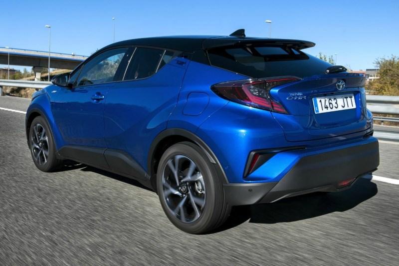 Toyota SUV híbrido 2017