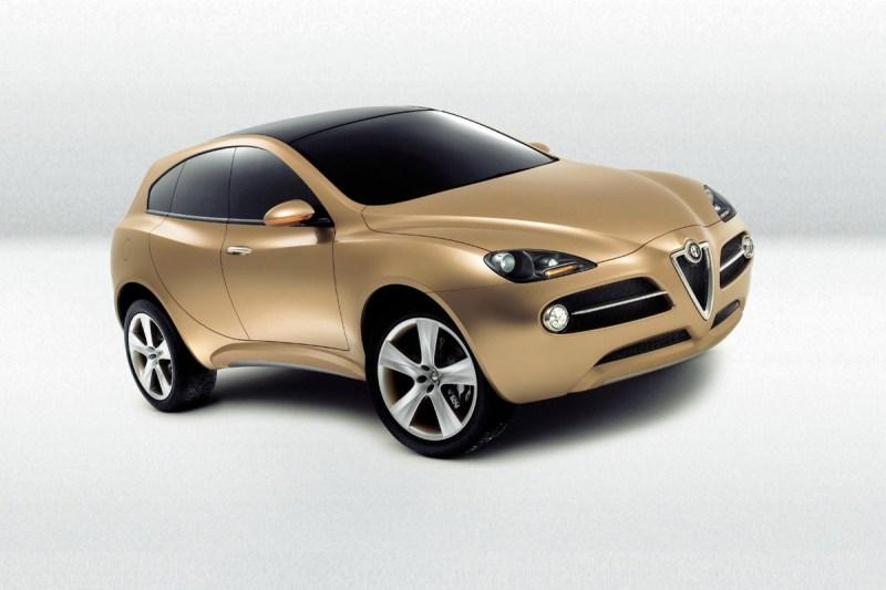 Alfa Romeo Kamal Concept