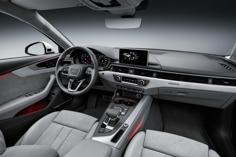 Interior Audi A3 Allroad 2.0 TDi de 150 CV