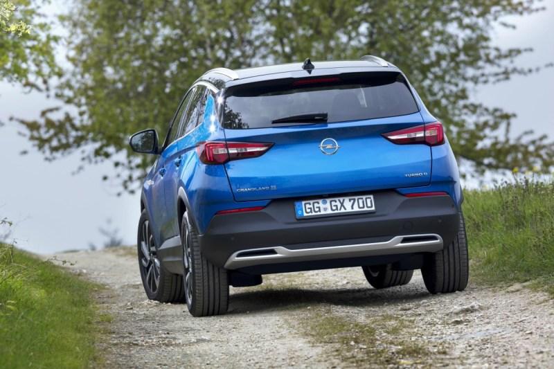 Nuevo SUV Opel