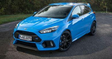 El espectacular Ford Focus RS cesa su producción