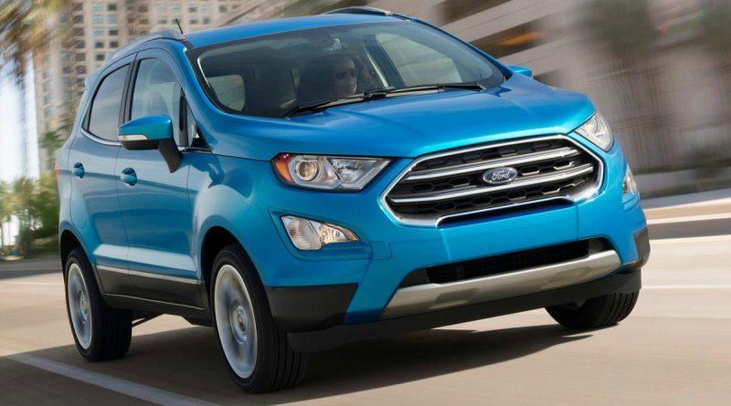 Ford retirará todo lo que no sea SUV o pick-up