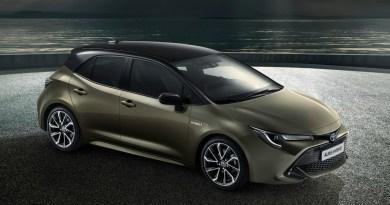 El Toyota Auris renueva su imagen