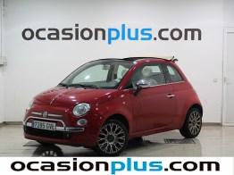 Fiat 500 C descapotable