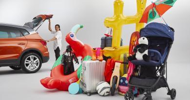 Cómo llenar el maletero en vacaciones