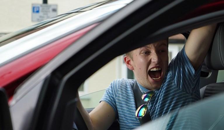 La agresividad de los conductores españoles es excesiva