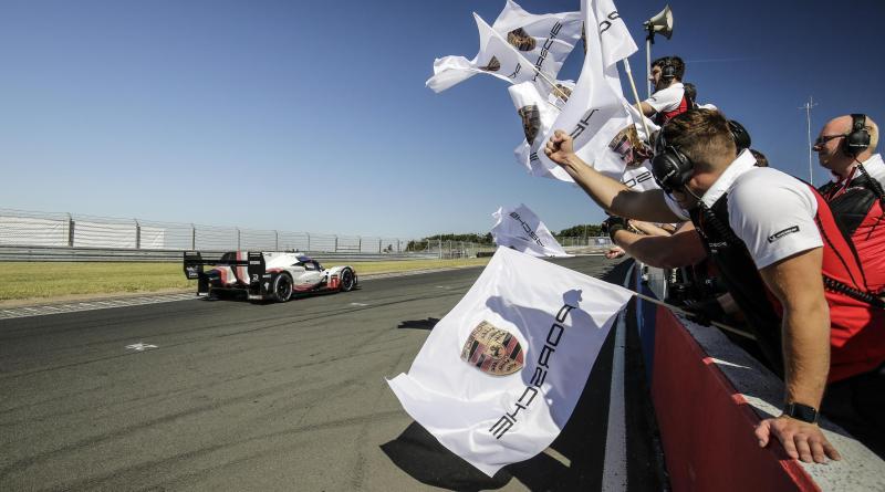 Porsche destroza un récord de 35 años en Nürburgring
