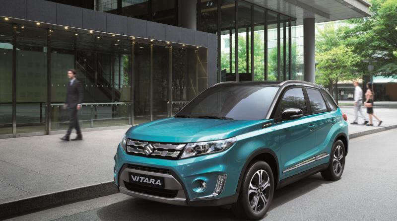 El Suzuki Vitara es el SUV que menos consume