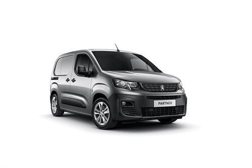 El Peugeot Partner, elegido Vehículo Comercial del año