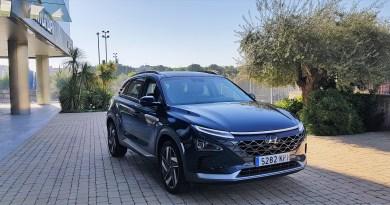 El Hyundai Nexo es el primer vehículo de pila de combustible en nuestro país