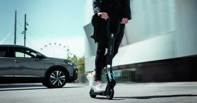 Los patinetes quedan regulados por la nueva ordenanza de movilidad