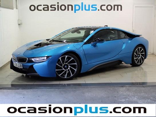 Comprar BMW i8 en la Feria de OcasionPlus