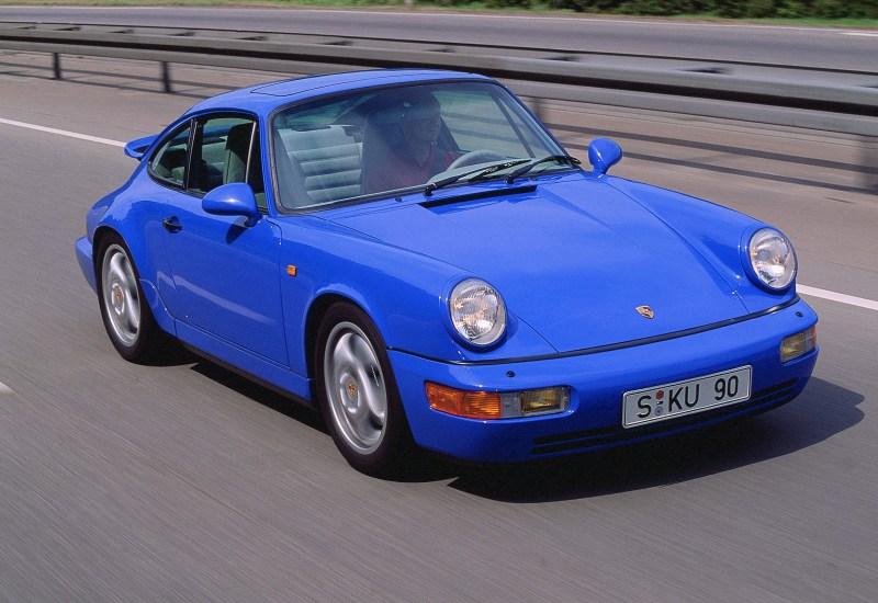 Porsche 911 Carrera Coupé de 1988