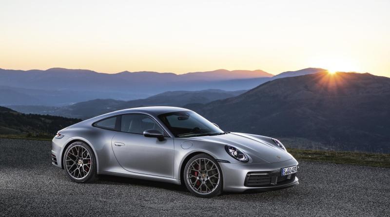 El nuevo Porsche 911 se acaba de presentar en Los Ángeles