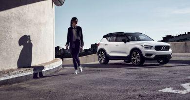 El Volvo XC40, además de ser coche del año en Europa, ha sido nombrado coche ideal para las mujeres