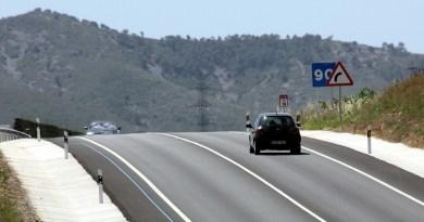 El líder entre los tramos de carretera más peligros está en Lugo