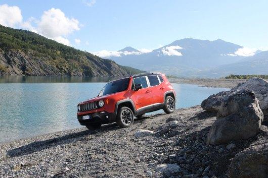 El Jeep Renegade, entre los SUV pequeños más offroad