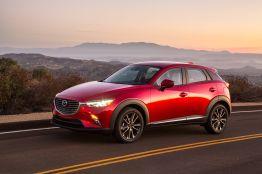 De los SUV pequeños, el Mazda CX-3 es de los más bonitos